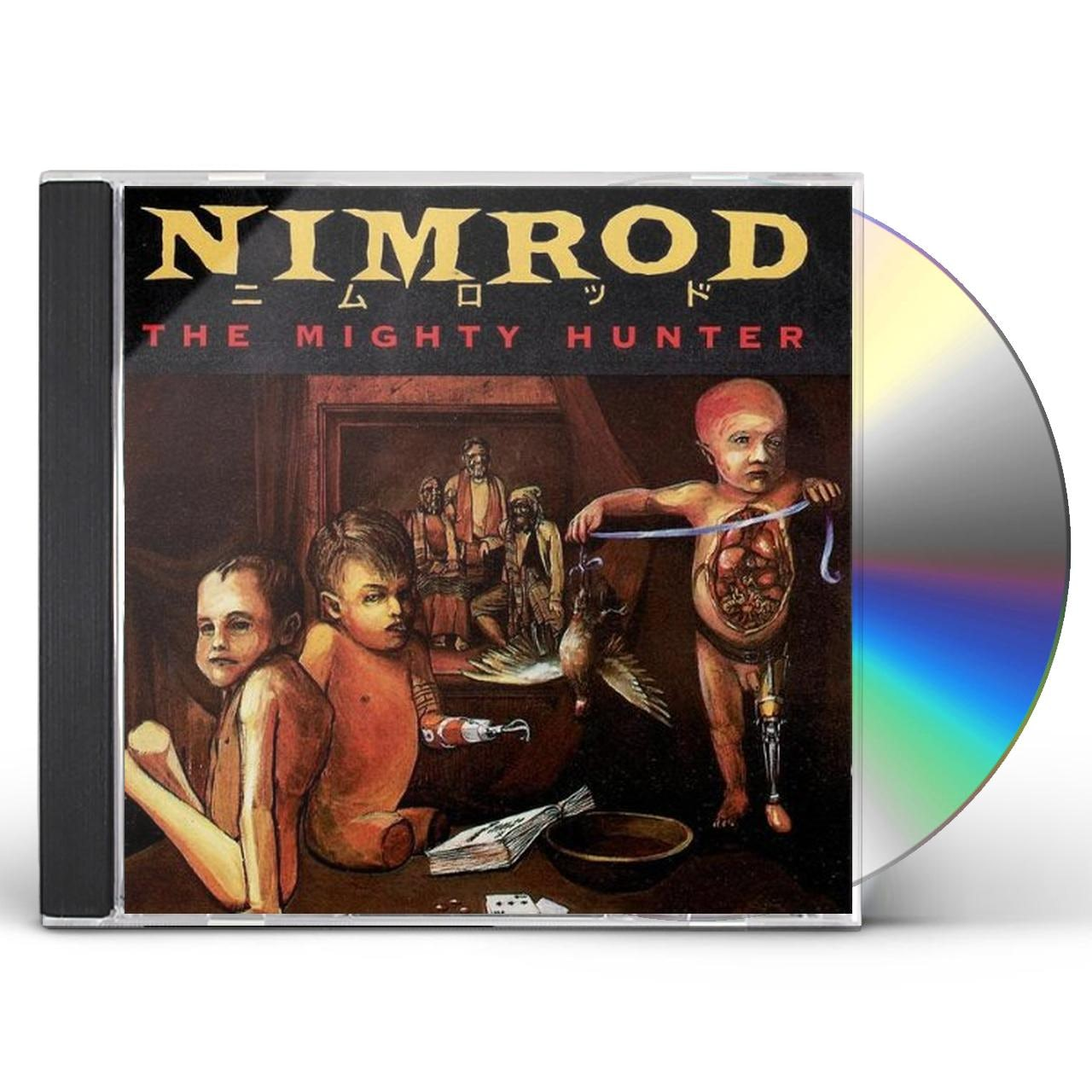 Hunter mighty nimrod the Genesis 10:9