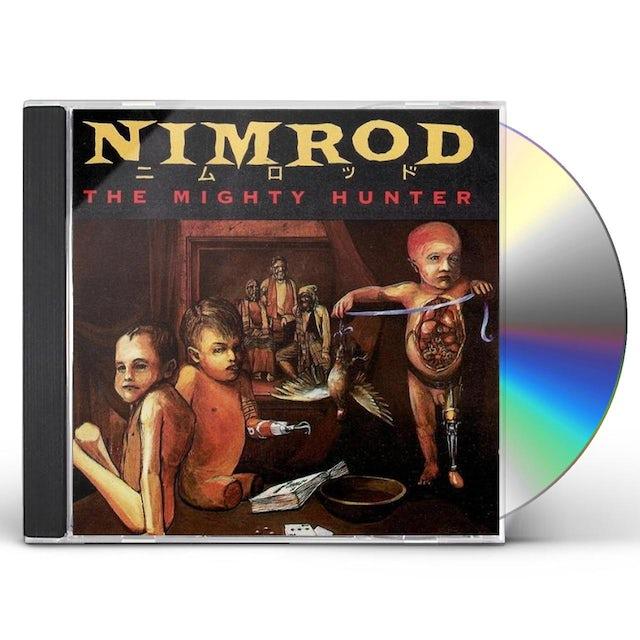 Nimrod MIGHTY HUNTER / LAB 36B CD