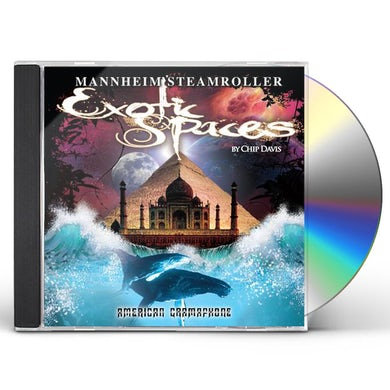 Mannheim Steamroller EXOTIC SPACES CD