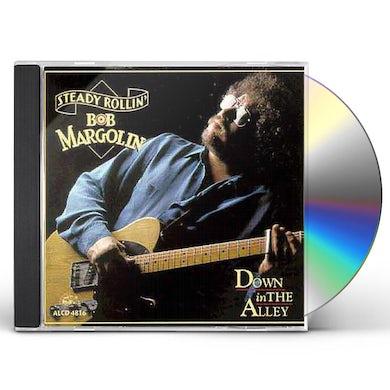 Bob Margolin DOWN IN THE ALLEY CD