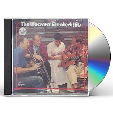 Weavers GREATEST HITS CD