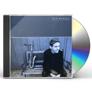 Ben Wendel SIMPLE SONG CD