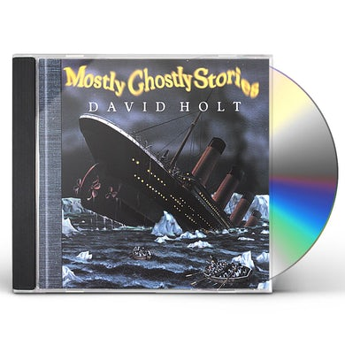 David Holt MOSTLY GHOSTLY STORIES CD