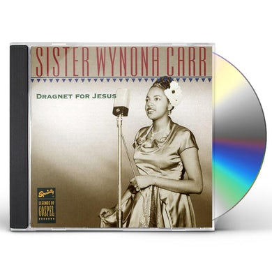 Sister Wynona Carr DRAGNET FOR JESUS CD
