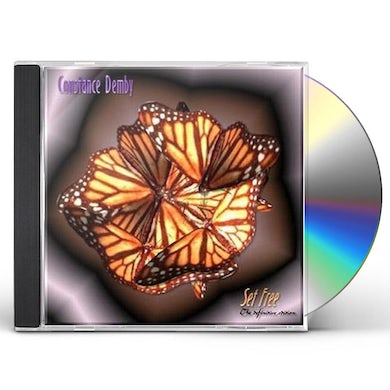Constance Demby SET FREE CD