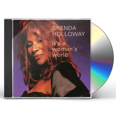 IT'S A WOMAN'S WORLD CD