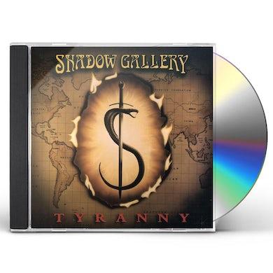 Shadow Gallery TYRANNY CD