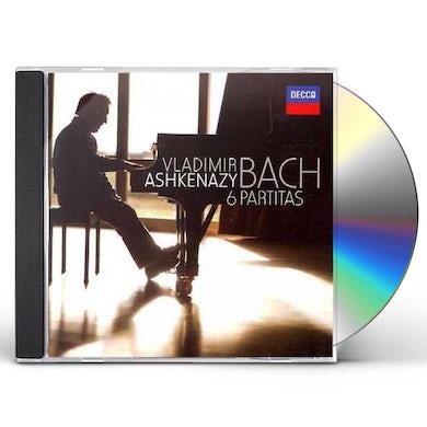 Johann Sebastian Bach Bach: The 6 Partitas, BWV 825-830 CD