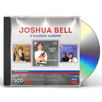 JOSHUA BELL: THREE CLASSIC ALBUMS CD