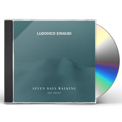 Ludovico Einaudi SEVEN DAYS WALKING DAY 7 CD