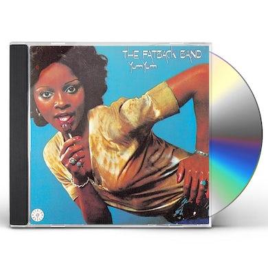 Fatback Band YUM YUM CD