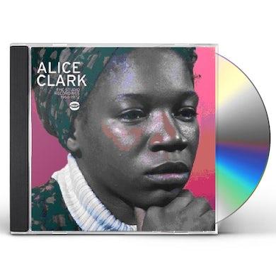 Alice Clark STUDIO RECORDINGS 1968-72 CD