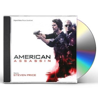 Steven Price American Assassin Soundtrack CD
