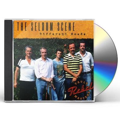 Seldom Scene DIFFERENT ROADS CD