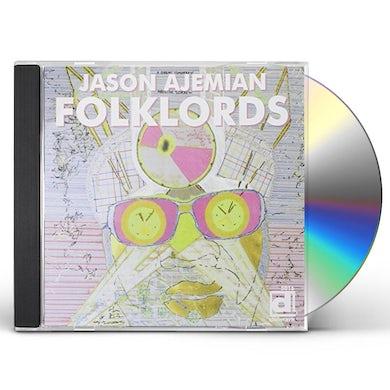 Jason Ajemian FOLKLORDS CD