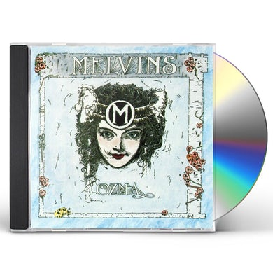 Melvins OZMA CD