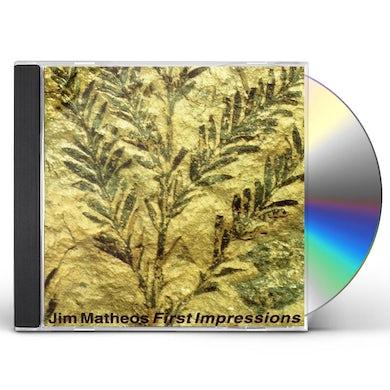 Jim Matheos FIRST IMPRESSIONS CD