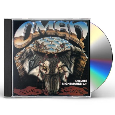 Omen CURSE / NIGHTMARES CD