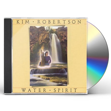 Kim Robertson WATER SPIRIT CD