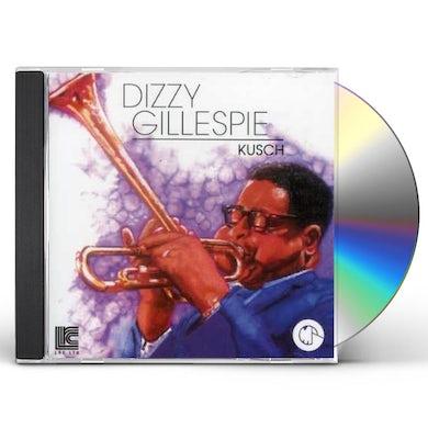 Dizzy Gillespie KUSCH CD