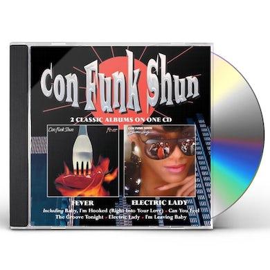 Con Funk Shun Fever/Electric Lady CD