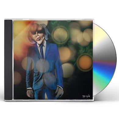 Matt Berry Blue Elephant CD