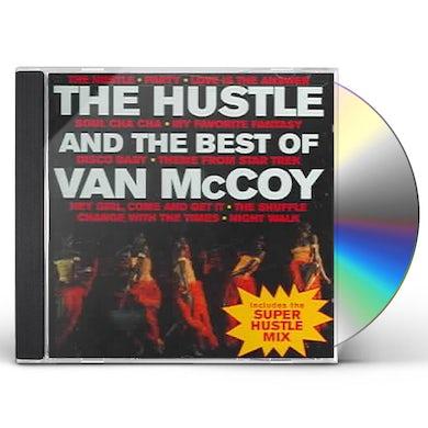 HUSTLE & BEST OF VAN MCCOY CD