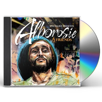 ALBOROSIE & FRIENDS CD