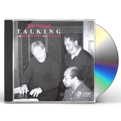 Red Mitchell TALKING CD