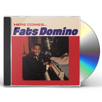 HERE COMES FATS DOMINO CD