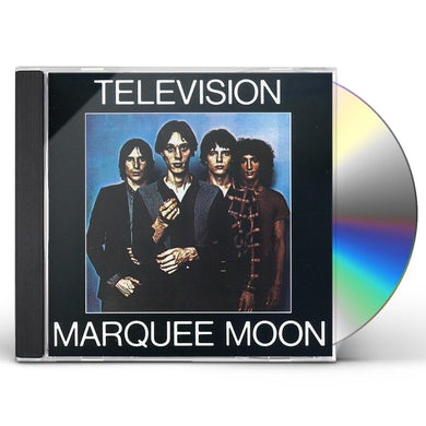Television MARQUEE MOON CD