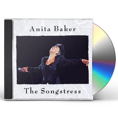 Anita Baker SONGSTRESS CD