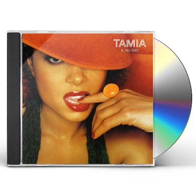 Tamia NU DAY CD