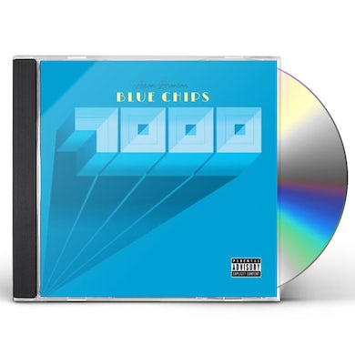 Action Bronson BLUE CHIPS 7000 CD