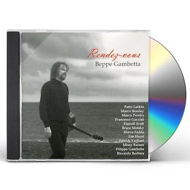 Beppe Gambetta RENDEZ-VOUS CD