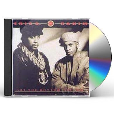 Eric B & Rakim LET RHYTHM HIT EM CD