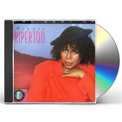 Minnie Riperton CAPITOL GOLD: BEST OF CD