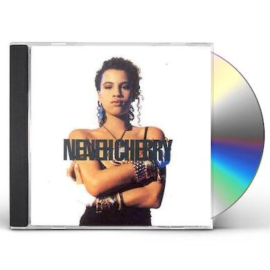 Neneh Cherry RAW LIKE SUSHI CD