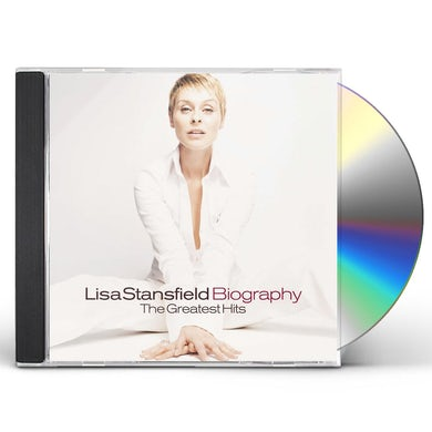 Lisa Stansfield BIOGRAPHY CD