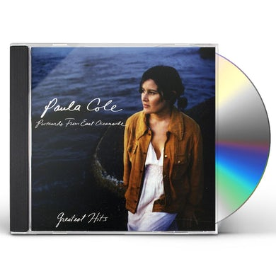 Paula Cole GREATEST HITS: POSTCARDS FROM EAST OCEANSIDE CD