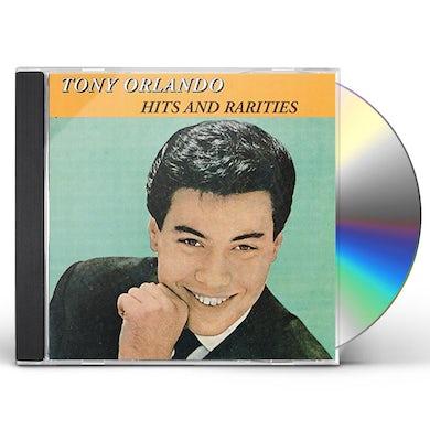 Tony Orlando HITS & RARITIES CD