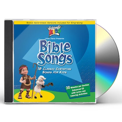Cedarmont Kids CLASSICS: BIBLE SONGS CD