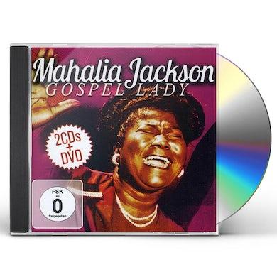Mahalia Jackson GOSPEL LADY CD