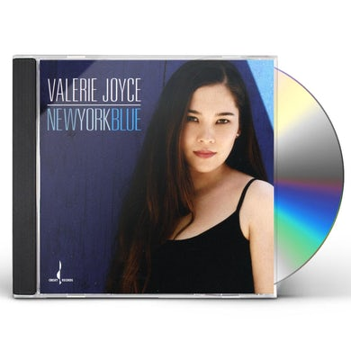 Valerie Joyce NEW YORK BLUE CD