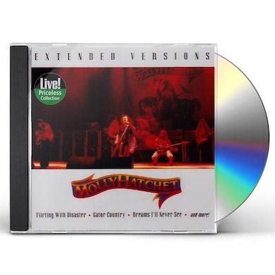 Molly Hatchet EXTENDED VERSIONS CD