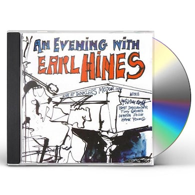 EVENING WITH EARL HINES CD