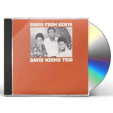 David Nzomo SONGS FROM KENYA CD