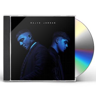 Majid Jordan CD