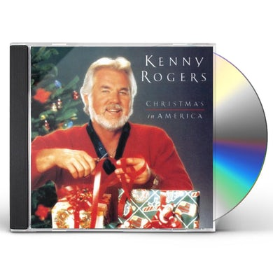 Kenny Rogers CHRISTMAS IN AMERICA CD