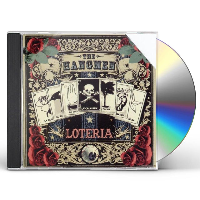 The Hangmen LOTERIA CD